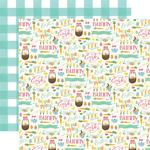 Easter Basket Paper - I Love Easter - Echo Park