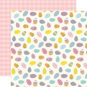 Eggscellent Paper - I Love Easter - Echo Park - PRE ORDER