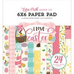 Paper Pad 6x6 - I Love Easter - Echo Park