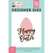 Happy Easter Egg Die Set - I Love Easter - Echo Park