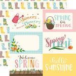 "6""X4"" Journaling Cards Paper - I Love Spring - Echo Park"