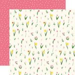 May Flowers Paper - I Love Spring - Echo Park