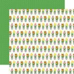 Greenhouse Gifts Paper - I Love Spring - Echo Park