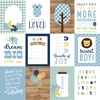 Journaling Cards 3x4 Paper - Baby Boy - Echo Park