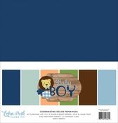 Baby Boy Solids Kit - Echo Park