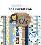 Baby Boy 6x6 Paper Pad - Echo Park