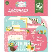 Ephemera Icons - I Love Spring - Echo Park