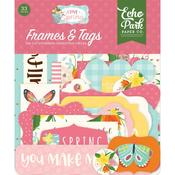 Frames & Tags - I Love Spring - Echo Park