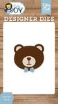 Baby Bear Die Set - Echo Park