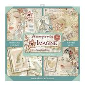 Imagine Stamperia Maxi Double-Sided Paper Pad