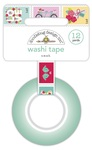 S.W.A.K. Washi Tape - Love Notes - Doodlebug