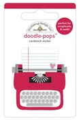 Love Story Doodle-Pops - Love Notes - Doodlebug