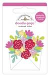 Sending Love Doodle-Pops - Love Notes - Doodlebug