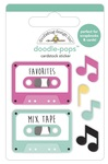 Our Song Doodle-Pops  - Love Notes - Doodlebug