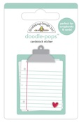 Love Notes Doodle-Pops  - Love Notes - Doodlebug