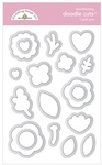 I Pick you Doodle Cuts - Love Notes - Doodlebug - PRE ORDER