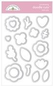 I Pick you Doodle Cuts - Love Notes - Doodlebug
