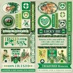 Dublin Elements Sheet - Dublin - Authentique