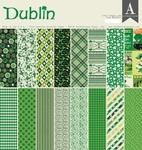 Dublin 12x12 Paper Pad - Authentique - PRE ORDER
