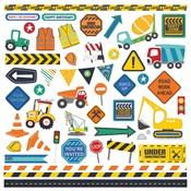 Little Builder Element Sticker - Photoplay