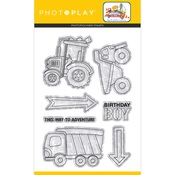 Little Builder Stamp - Photoplay