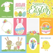 Happy Easter Paper - Easter Wishes - Photoplay