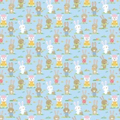 My Peeps Paper - Easter Wishes - Photoplay