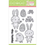 Easter Wishes Stamp - Photoplay