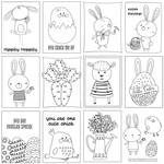 Easter Wishes Color Me Easter - Photoplay