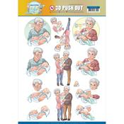 Grandparents Punchout Sheet - Active Life - Find It Trading