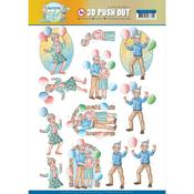 Party Together Punchout Sheet - Active Life - Find It Trading