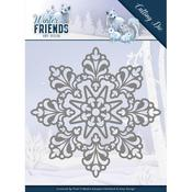 Snow Crystal Dies - Winter Friends - Find It Trading - PRE ORDER