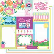Endless Summer Paper - Here And Now - Dear Lizzy