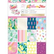 Here And Now 6 x 8 Paper Pad - Dear Lizzy - PRE ORDER