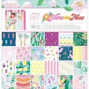Here And Now 12 x 12 Paper Pad - Dear Lizzy