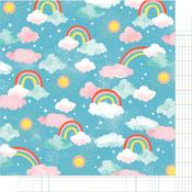 Enchanted Sky Paper - Never Grow Up - Shimelle
