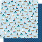 Sail Away Paper - Never Grow Up - Shimelle