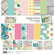 Collection Kit - Hip Hop Hooray - Simple Stories