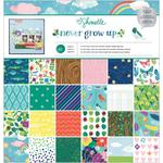 Never Grow Up 12 x 12 Paper Pad - Shimelle