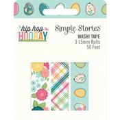 Washi Tape - Hip Hop Hooray - Simple Stories