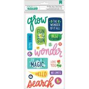Let's Go Foam Thickers - Shimelle - PRE ORDER