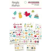 Best Year Ever Stickers - Simple Stories - PRE ORDER