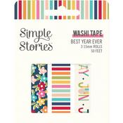 Best Year Ever Washi Tape - Simple Stories