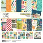 Collection Kit - Going Places - Simple Stories