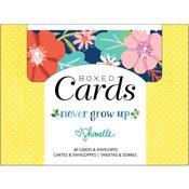 Never Grow Up Box Card Set - Shimelle