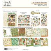 Simple Vintage Great Escape Essentials Kit - Simple Stories - PRE ORDER