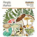 Foliage Bits & Pieces Die-Cuts - Simple Stories