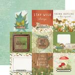 4 X 4 Elements Paper - Simple Vintage Great Escape - Simple Stories