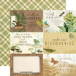 4 X 6 Elements Paper - Simple Vintage Great Escape - Simple Stories