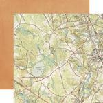 Made To Wander Paper - Simple Vintage Great Escape - Simple Stories - PRE ORDER